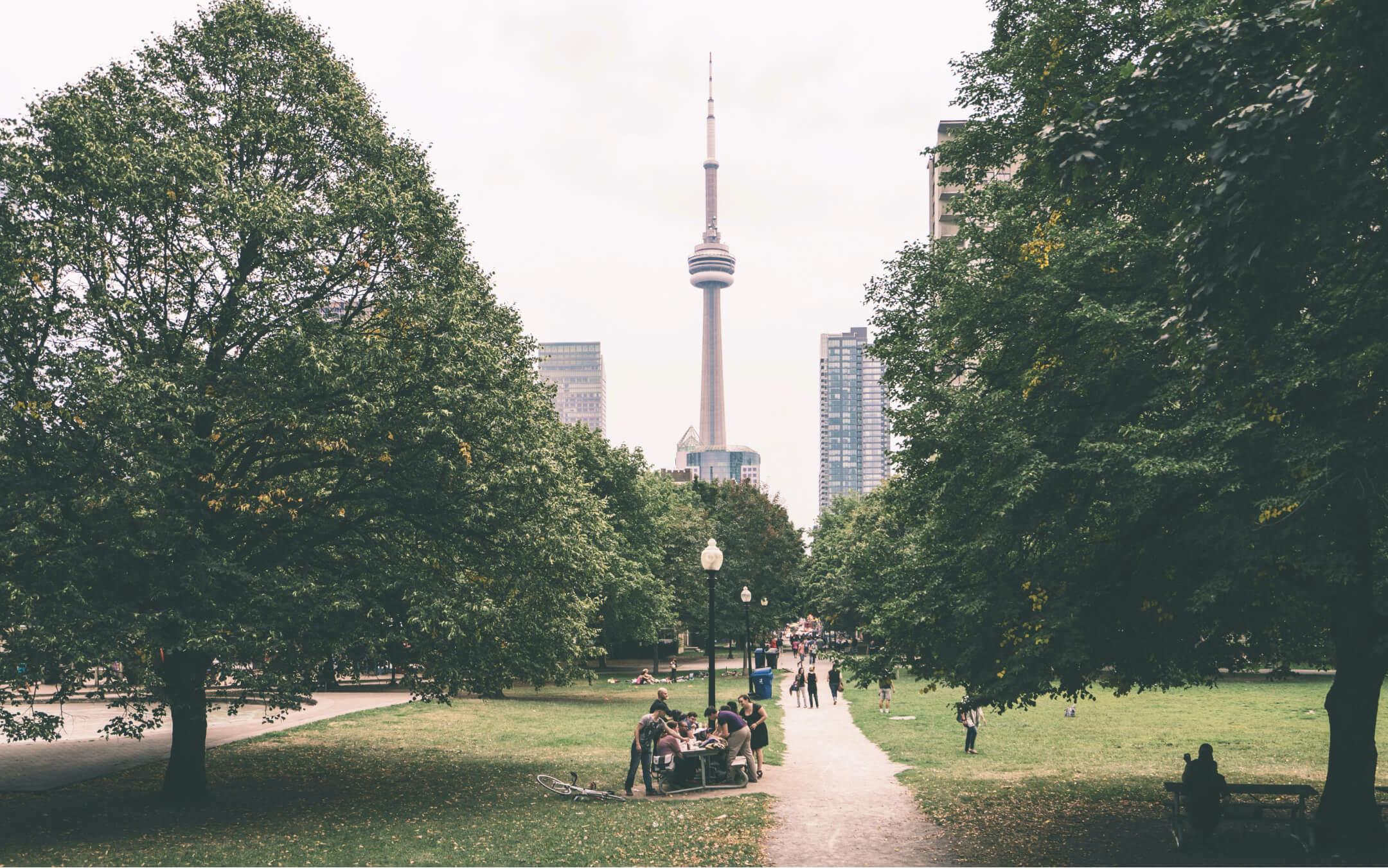 Best Parks in Toronto
